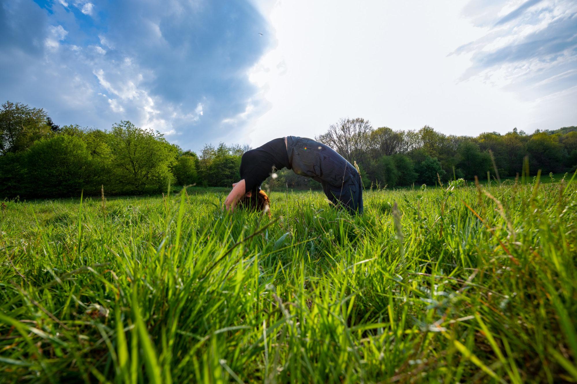 Yoga - Natur & Seele
